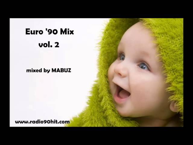 Euro 90 Mix vol 2 (mixed by Mabuz)