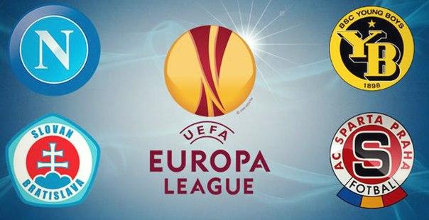 Наполи Лига Европы 14/15
