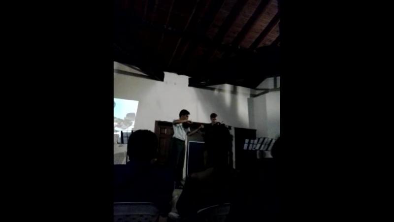 Csárdás - Vittorio Monti - Violin Ahmet Gür Felix Corporaal
