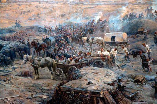 Письмо француза об обороне Севастополя