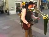 vine уличный чудо музыкант