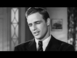 Marlon Brando's screen test Rebel Without a Cause (HD 720)