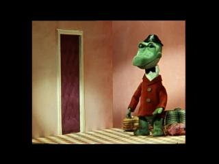 Чебурашка и Крокодил Гена - все серии подряд, Союзмультфильм (1969 по 1983 г.г.), HD