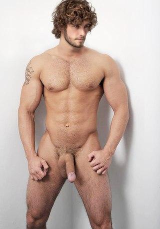 Фото модели голые парни
