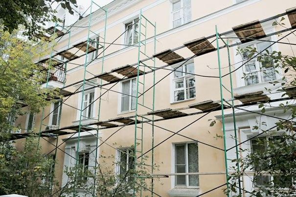 Ведомость дефектов на ремонт фасада
