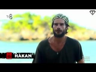 Survivor All Star - Hakan'dan Turabi hakkıda yorum