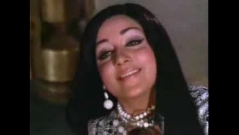 Песня Я пьяна из индийского кинофильма Зита и Гита 1972