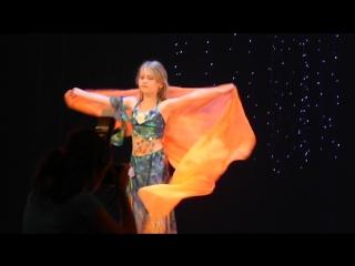 В СИНЕМ МОРЕ в БЕЛОЙ ПЕНЕ Отчётный концерт танцевального центра ФРИ ДЕНС