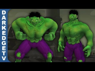 Spore - The Incredible Hulk [Marvel]
