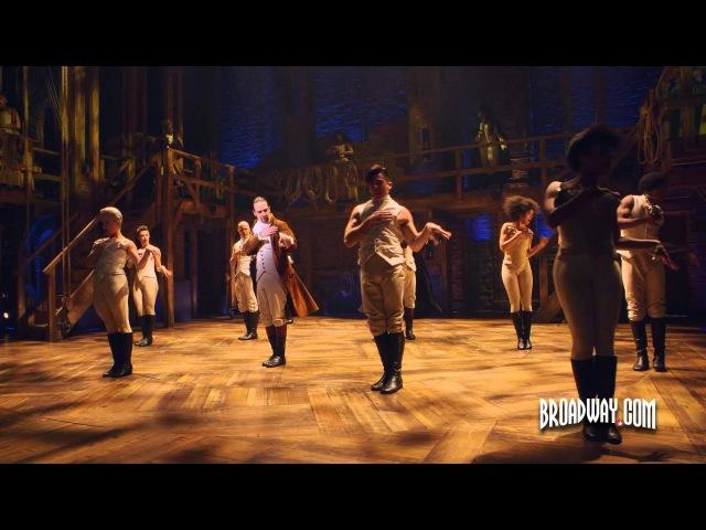 Show Clips HAMILTON, Starring Lin-Manuel Miranda, Leslie Odom Jr., Jonathan Groff More