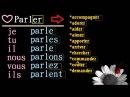 Французский язык УРОК №5 Глаголы первой группы - ER как спрягать