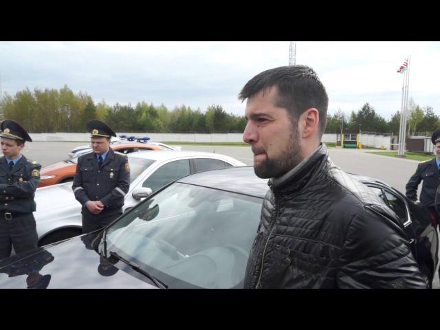 Уйти от погони и правильно входить в повороты: водительское мастерство onliner.by