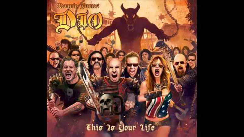 Tenacious D The Last In Line Dio Tribute This is your life 2014