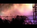 八仙樂園粉塵爆炸當下畫面 場館外拍攝 婉如煉獄一般 150627