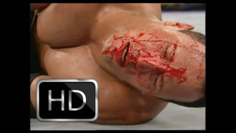 WWE Backlash 2003 - The Rock vs Goldberg Full Match