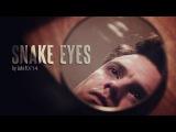 Steve &amp Bucky Snake Eyes