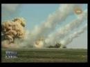 Демонстрация русской военной техники