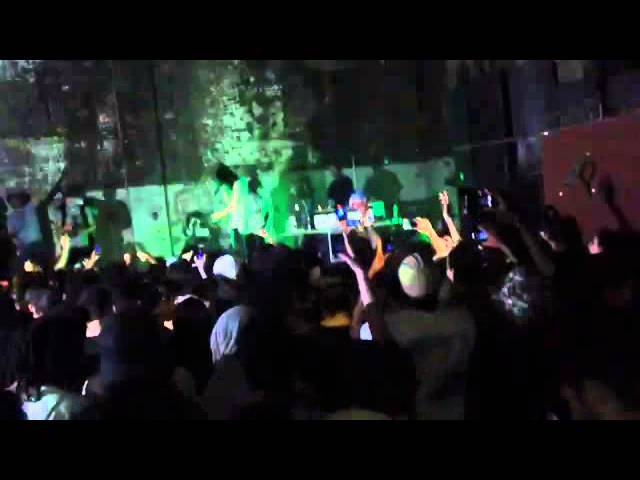 Bones - Calcium (Live BrooklynNY)