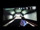 EXEQ AIM Pro (JXD s7800b) при подключении к ТВ, игра: The Conduit HD с инетом только идёт