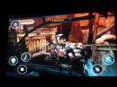 EXEQ AIM Pro (JXD s7800b) при подключении к ТВ, игра: Godfire: Rise of Prometheus