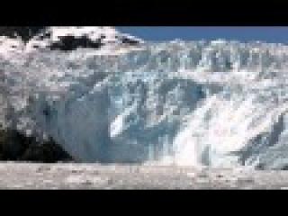 Glacier Calving, Huge Wave / Ледник Отела, Огромные Волны!