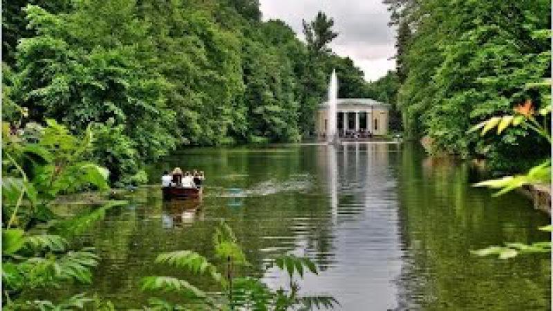 Поездка в Софиевский парк г Умань
