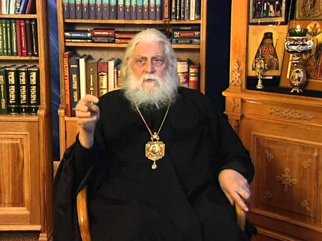 Епископ Василий Родзянко-как я бросил пить