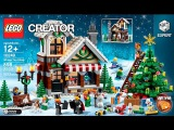 LEGO® Creator Expert - Winter Toy Shop - 10249 Designer Video