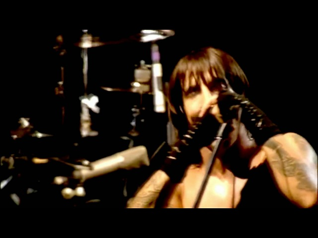 Red Hot Chili Peppers - Purple Stain - Live at Slane Castle