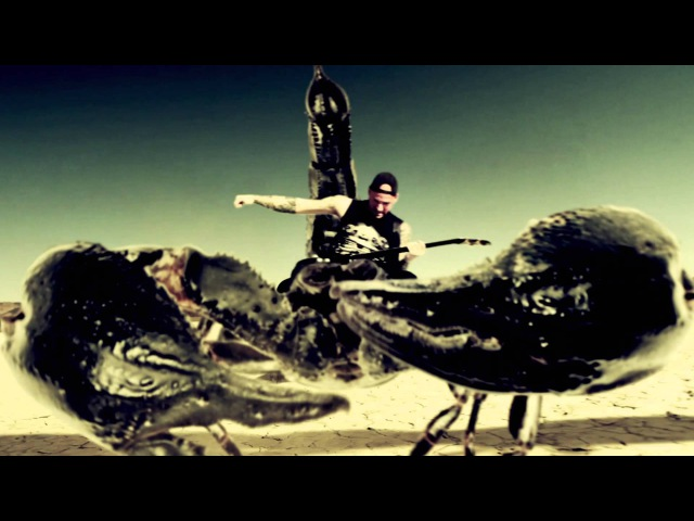 As I Lay Dying Electric Eye (OFFICIAL)