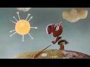 Мультфильмы для детей 2-5 лет - Бегемот и Солнце (советские мультфильмы)