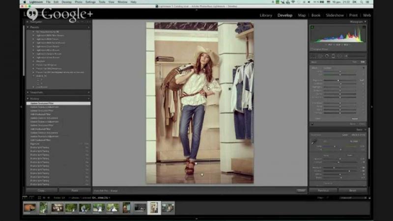 Как сделать художественное фото в лайтруме - Status-style.ru