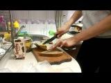 Быстрые бутерброды с сыром или снэк для любимого. Рецепт от Насти К.
