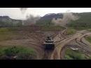 Hæren viser frem sine nye CV90 kampvogner