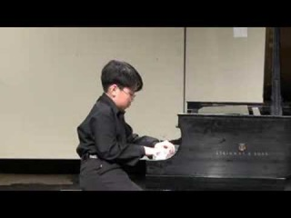 Ravel Alborada del gracioso - George Li in Recital (12 yr)