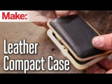 DiResta Leather Compact Case