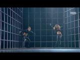 Танцы: Елена Головань и Максим Нестерович (Loboda - Бьется Сердце) (сезон 2, серия 12)