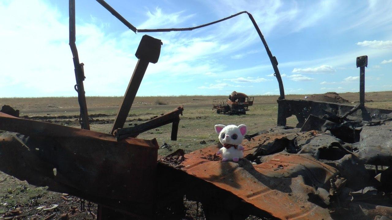 Уничтоженные у Старобешево российские танки Т-72БА и Т-72БМ - Цензор.НЕТ 478