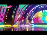 151017 Red Velvet - Dumb Dumb @ Show! Music Core