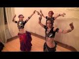Magenta J Dance Group ATS Trio december  2014
