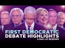 """""""FIRST DEMOCRATIC DEBATE HIGHLIGHTS 2015"""" —- A Bad Lip Reading of the First Democratic Debate"""
