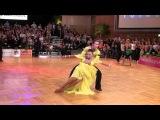 VINCENZO MARINIELLO &amp SARA CASINI FROM GOC 2011 QUARTER FINAL JIVE