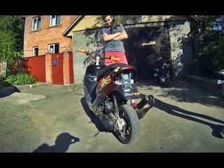 Как открыть замок сиденья/багажник/бардачок скутера Хонда ...