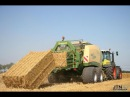 Krone Big Pack 1290 HDP USA demo tour