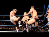 WCOFP Six-Man Tag Team Match SmackDown, August 3, 2012