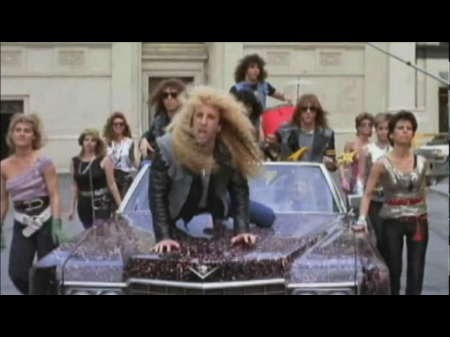 Twisted Sister - Burn In Hell (Official banned Music Video)