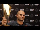 EPT12 Barclona: €50,000 Super High Roller Champion Sylvain Loosli