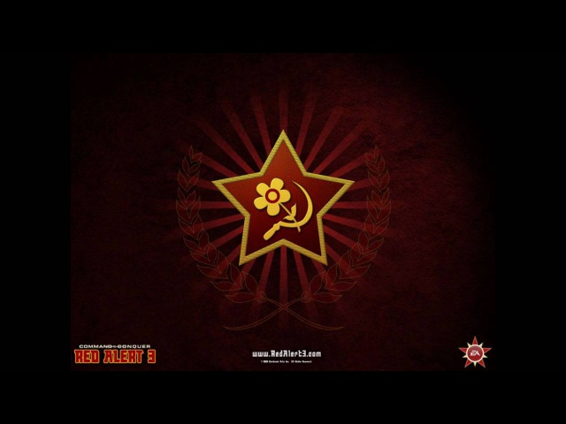 Red Alert 3 - Soviet March - Piano