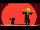 Песня Мистера Бернса про зло и тщеславие