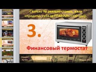Финансовый термостат часть вебинара